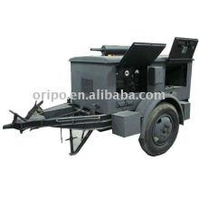 Générateur d'énergie de remorquage ignifuge et étanche avec moteur diesel yangdong