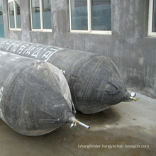 boat lifting and floating marine pneumatic rubber airbag