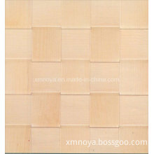 Noya Braided Veneer Wood Decoration Board