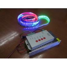 T1000 Contrôleur de carte SD Ws2812b LED Strip Controller