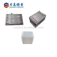 Ahorro de energía y pintura segura Cubo de plástico Molde Venta y diseño Calidad cubo Molde