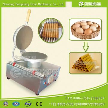 Huevo, rollo, panadero, huevo, rollo, hacer, máquina
