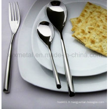 Acier inoxydable 18/2 Exportation de vaisselle argentée Vaisselle Coutellerie Set de coutellerie