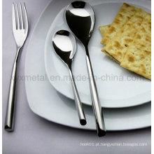 Aço inoxidável 18/2 Exportação de Pratos prateados de mesa talheres talheres Set