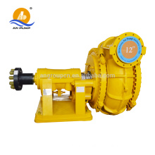 Portable dredge pump