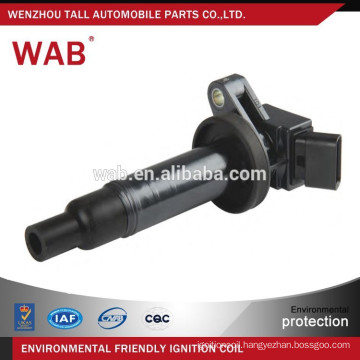 High performance 12v ignition system auto ignition coil 90919-02262 90080-19015 90080-19019