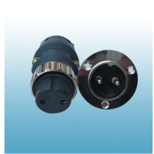 Panasonic Socket 2 Pins Female& Male for Welding Torch