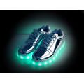 Unisex Girls USB Charging light Flashing Sneakers LED Shoes