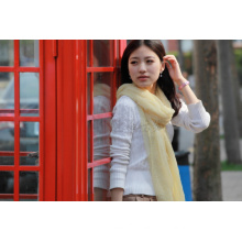 Flocking Wool Scarf (12-BR010702-1.5)