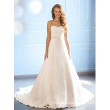A linha de vestido nupcial Vestido Madrinha De Casamento