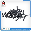All kinds of standard DIN7982 flat head self tapping screw