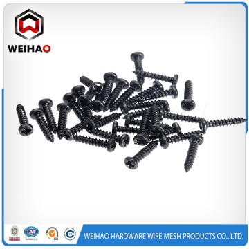 Stainless hex head self tapping screw