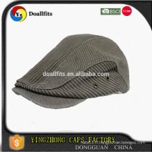 Logo personnalisé chapeaux de lierre chapeau béret
