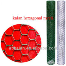Hebei anping KAIAN malla de alambre hexagonal