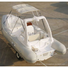 Inflatable Rib Boat 560c with Fiberglass Hull