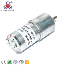 6volt electromotor with gearbox