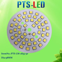 Haute qualité 50W DC PCB LED Module avec haute Ctt