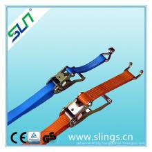 Sln RS09 Ratchet Strap with Hooks Ce GS 7: 1 1t