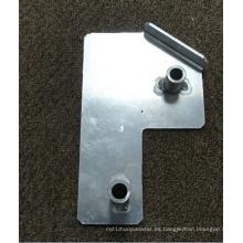 Pieza de hoja de acero de carbono de la pieza de automóvil para el coche / el carro