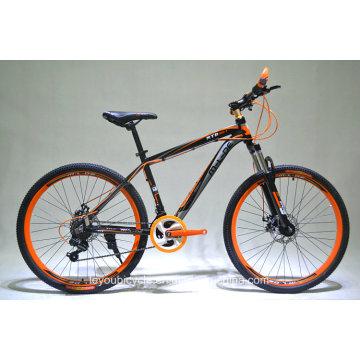 Bicicleta de montaña MTB de aluminio baratos de alta calidad