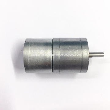 Torque alto do motor da engrenagem de 3v 6v 25GM310 CC