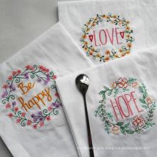 (BC-KT1016) Cadeau de promotion Serviette de cuisine 100% coton à la mode