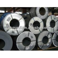 Bobina de acero galvanizado espesor PRO-1.0mm O chapas de acero para techos O chapas de acero de color