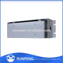 CNC пробивая Подгонянный алюминий электронного питания корпус