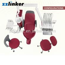 Lista de preços de cadeiras dentárias ST-D580 Suntem na China