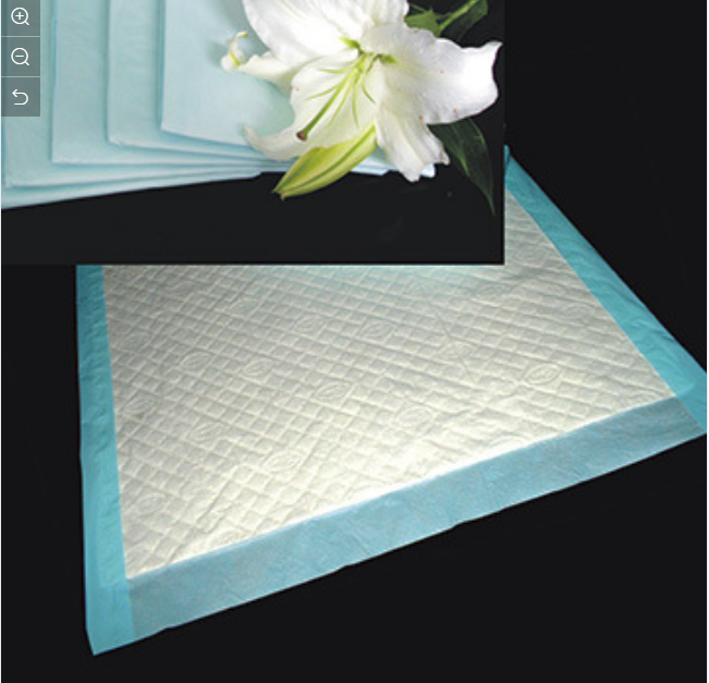 Incontinence underpad
