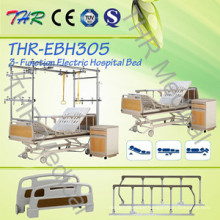 Three Function Electric Patient Bed