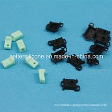 Электронные точные силиконовые резиновые детали