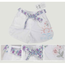 lady elegant short pants