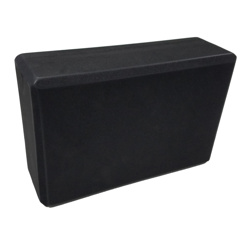 black Yoga Block