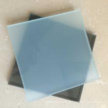 5mm teñido / arte de color de vidrio, vidrio decorativo de vidrio Proveedor
