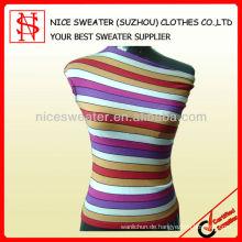 Neue Art und Weise Sleeveless strickte Damenweste Strickwaren