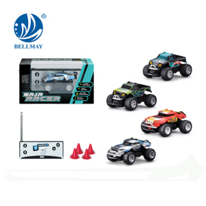 NEW Product Wholesales Joyful Toy 1:58 RC Small Suvs For Children