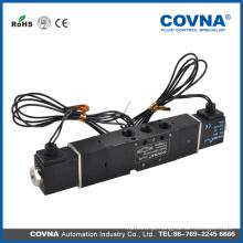 4V Série corpo da válvula 1/8 'novo tipo válvula de solenóide de ar China lugar de origem