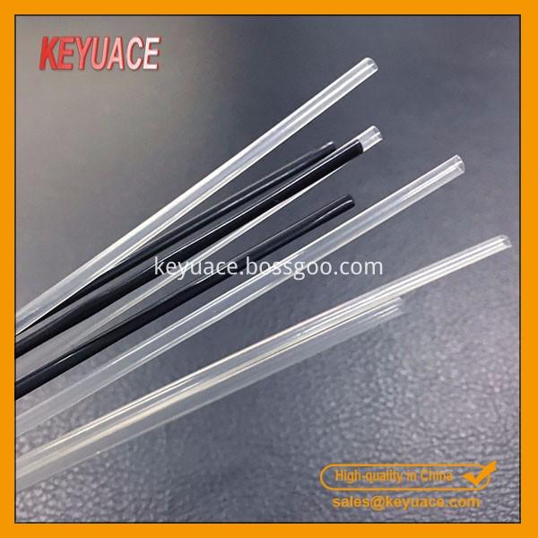 Pvdf Thin Wall Flexible Tubing