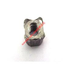Porca de solda padrão Squ9 DIN928