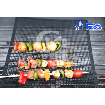 4mm*4mm Non-stick Barbecue Mesh