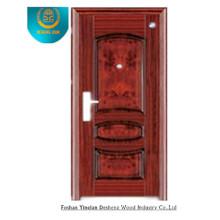 Porta de segurança, porta de aço, porta exterior