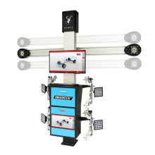more stable and precise 3d wheel alignment machine of good qu
