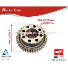 Engrenagem do virabrequim YC6G do motor de YUCHAI G8000-1600012