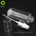 Прозрачная жидкость упаковка высокое качество роскошные подгонянные бутылки пластиковой крышкой