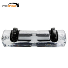ProCircle Fitness Power Training Bolso ajustable de Aqua transparente