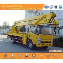 ISUZU 4*2 16m 18m aerial work truck