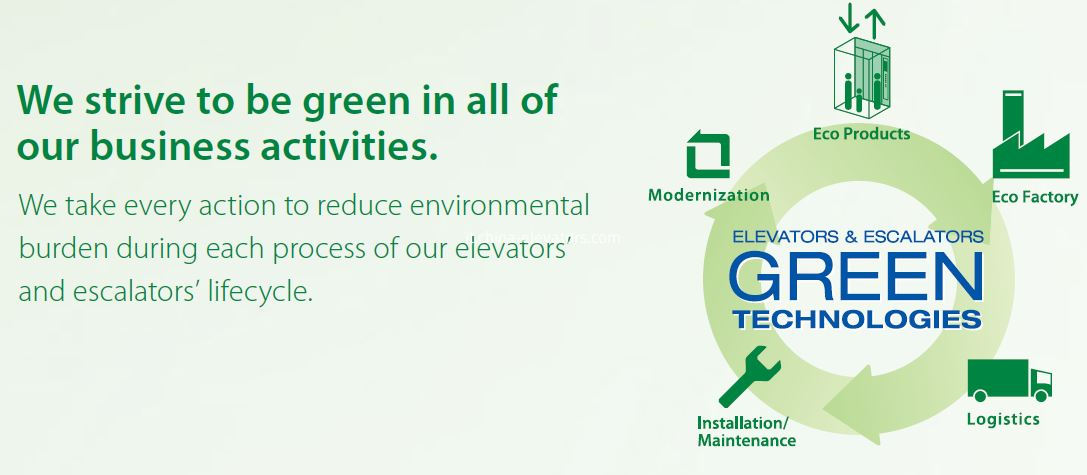 CEP Elevator Products Quality in Motion