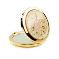 Brand Customized Makeup Pocket Compact Cosmetic Mirror