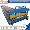 Colored Steel Roof Sheet Metal Forming Machine